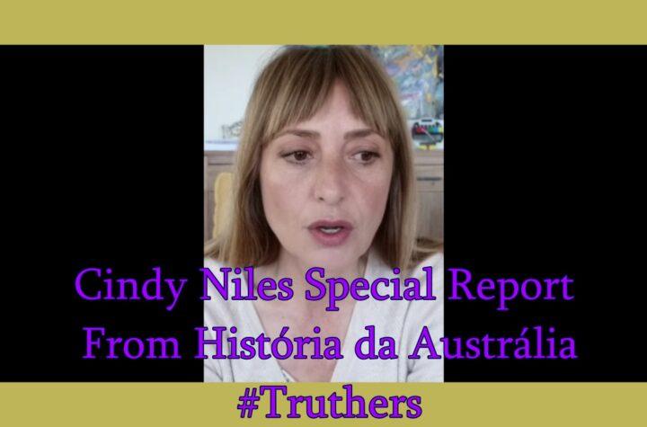 Special Report From História da Austrália with Cindy Niles