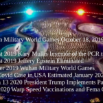 Wuhan Military World Games October 18, 2019 Report