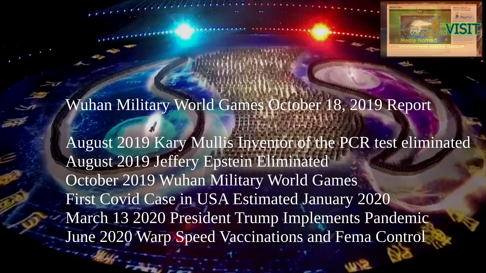 Wuhan World Military Games 2019